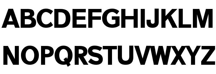 Maximum Impact Font UPPERCASE