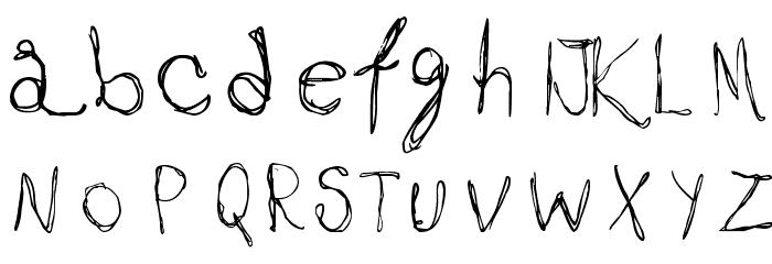 maribel Font Litere mici