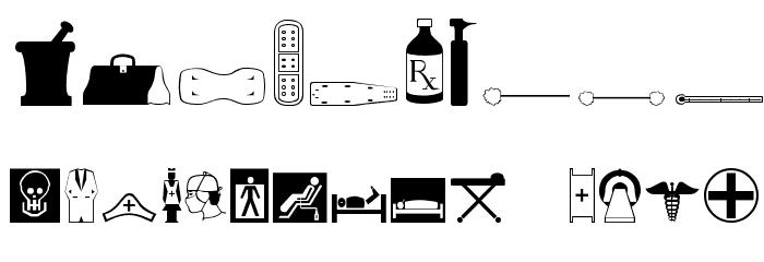 Medicine Fuentes OTROS CHARS