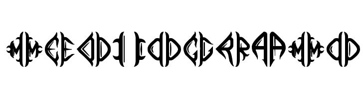 Mediogramo  Free Fonts Download