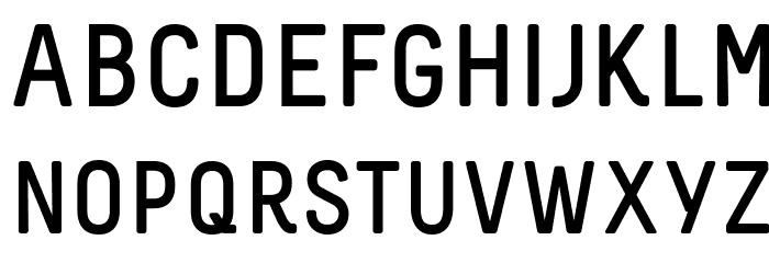 Melbourne-Bold Font UPPERCASE