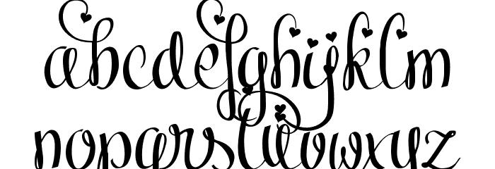 Meybi Font Litere mici