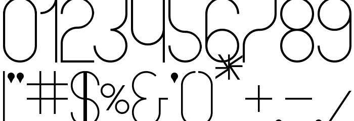 Migrator Шрифта ДРУГИЕ символов