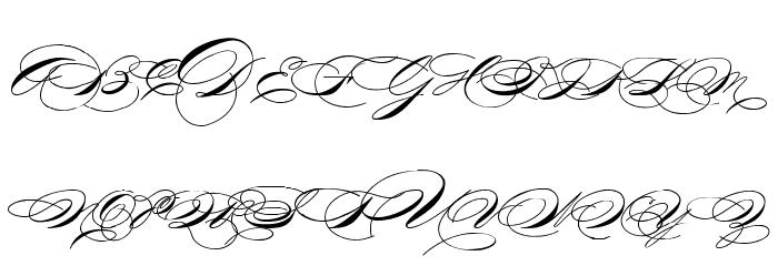Mike Ferrari_16017 Regular Font UPPERCASE