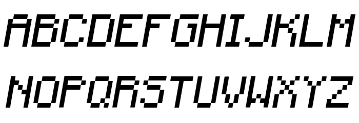 Minecraft Italic Font Download - free fonts download