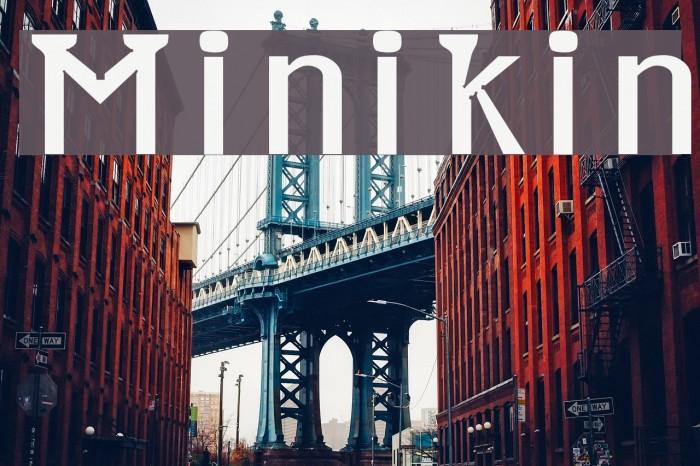 Minikin Polices examples