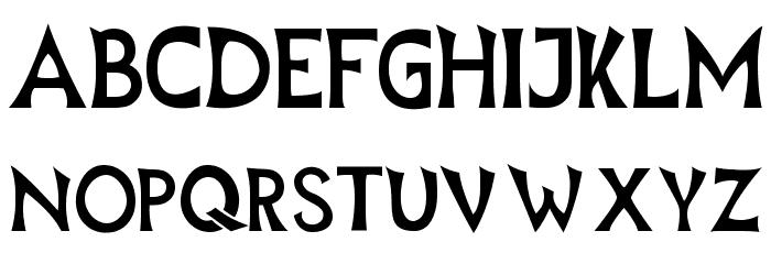 Mischievous Sans Serif Font Litere mari