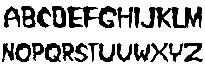 Misfit2 फ़ॉन्ट अपरकेस