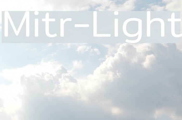 Mitr-Light Polices examples