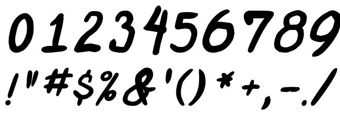 miniquest Bold 字体 其它煤焦