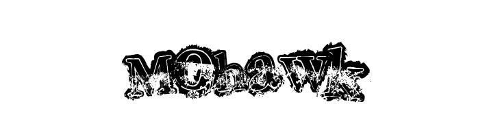 Mohawk  baixar fontes gratis