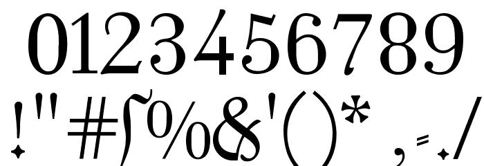 MonAmourAprilFraktur Шрифта ДРУГИЕ символов