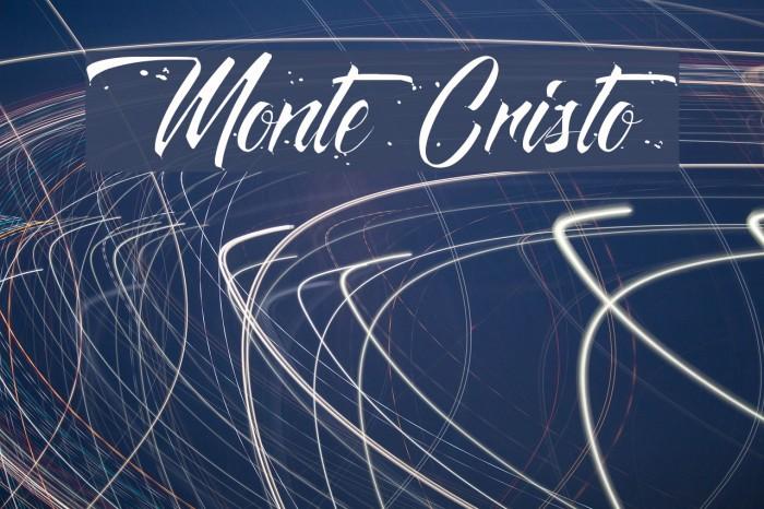 Monte Cristo Fonte examples