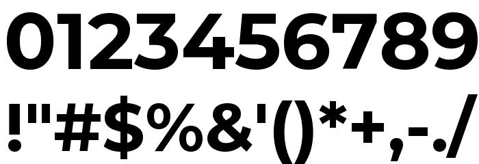 montserrat bold font download