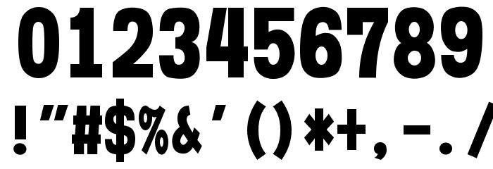 Moshimoji フォント その他の文字