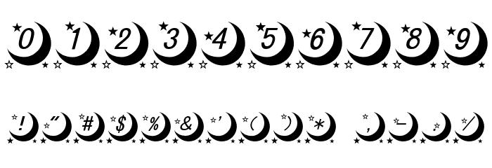 moon font لخطوط تنزيل حرف أخرى