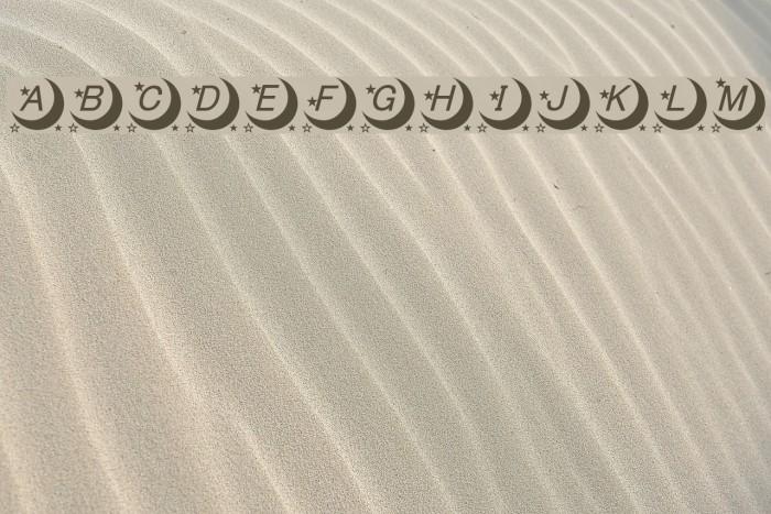 moon font لخطوط تنزيل examples