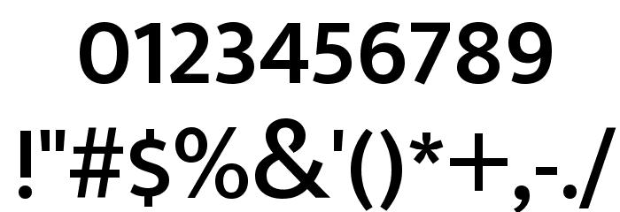 Mukta Malar Medium Font OTHER CHARS