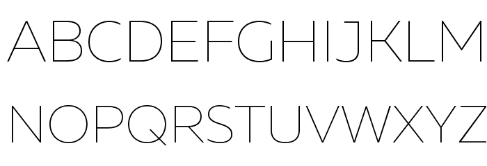20 Free and Popular Thin Fonts (Commercial Use Allowed)