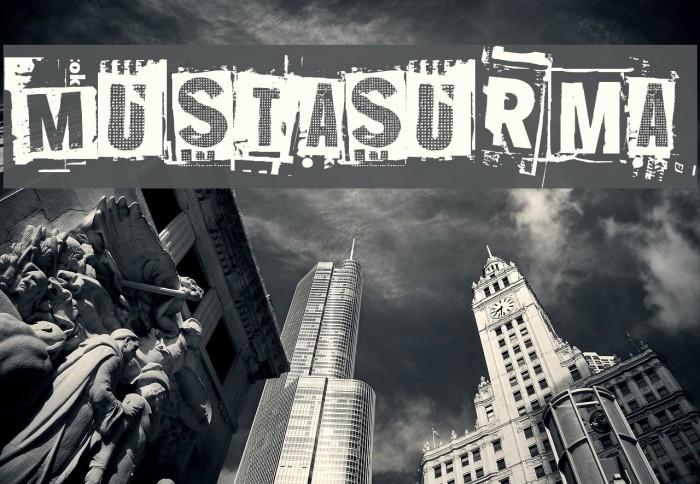 Mustasurma
