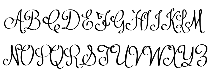 My Custom Essay Regular フォント その他の文字
