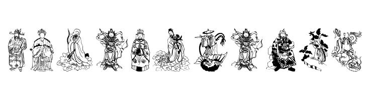 MythosChina  नि: शुल्क फ़ॉन्ट्स डाउनलोड