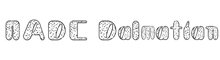NADC Dalmatian Fonte