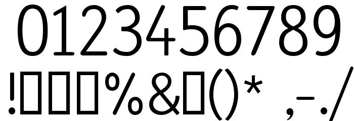 Nadia Serif Normal Fonte OUTROS PERSONAGENS