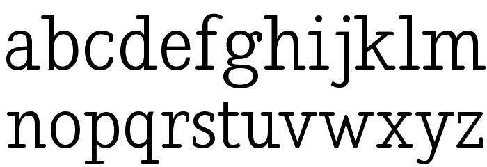 Nadia Serif Normal Fonte MINÚSCULAS