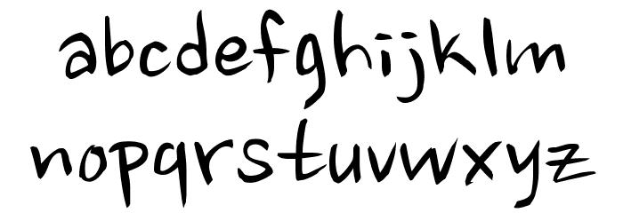 nanum brush script font free download