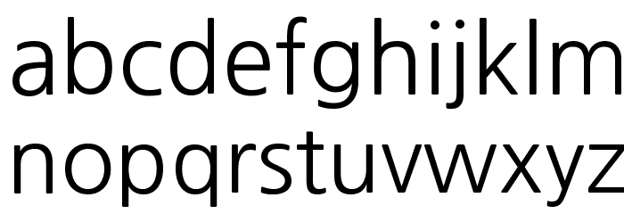 nanumgothic font
