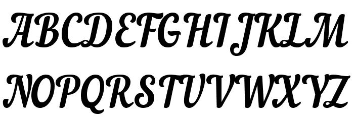 NautilusPompilius Font UPPERCASE