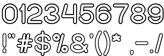 NEON GLOW لخطوط تنزيل حرف أخرى