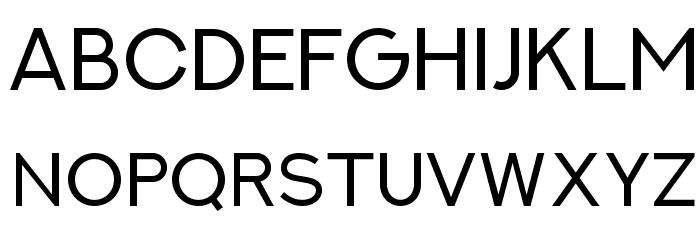 NEXTART Font UPPERCASE