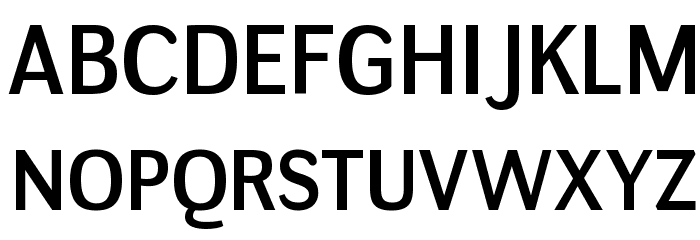 Negotiate Free Font UPPERCASE