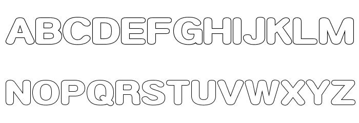 Neon Feel لخطوط تنزيل الأحرف الكبيرة