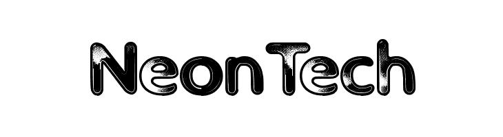 NeonTech  Descarca Fonturi Gratis