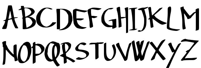 Neuer_Winter_Regular Font UPPERCASE