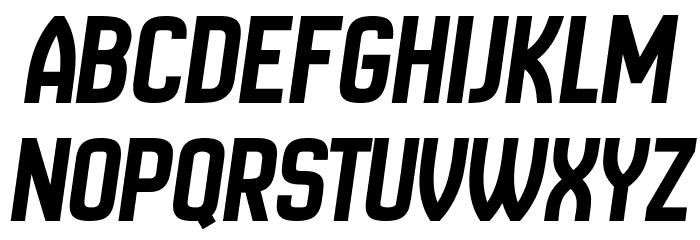 New Amsterdam Italic Font UPPERCASE