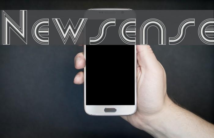 Newsense Fonte examples