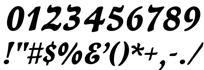 NewtSerifBold-Italic Fonte OUTROS PERSONAGENS