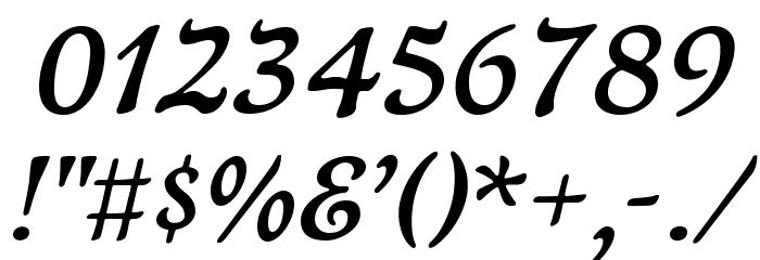 NewtSerifDemi-Italic Fonte OUTROS PERSONAGENS