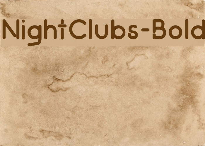 NightClubs-Bold Fuentes examples