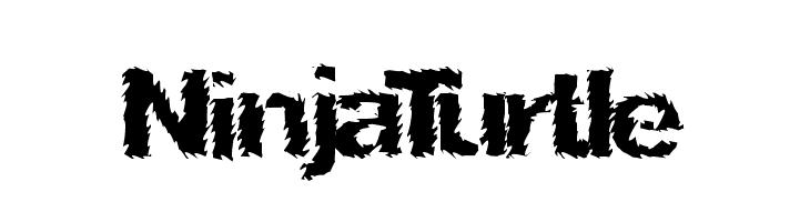 NinjaTurtle  Free Fonts Download