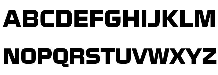 шрифт nissan