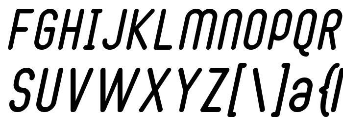 Nito Шрифта строчной