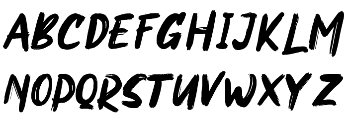 NORTHEN Font LOWERCASE
