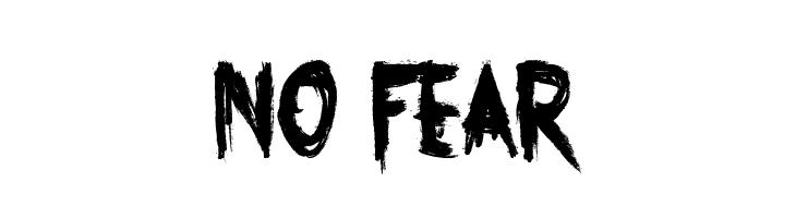 No Fear  لخطوط تنزيل