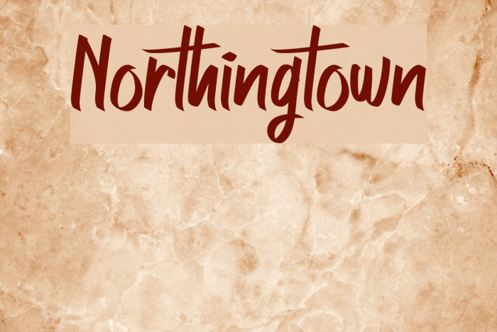 Northingtown Polices examples