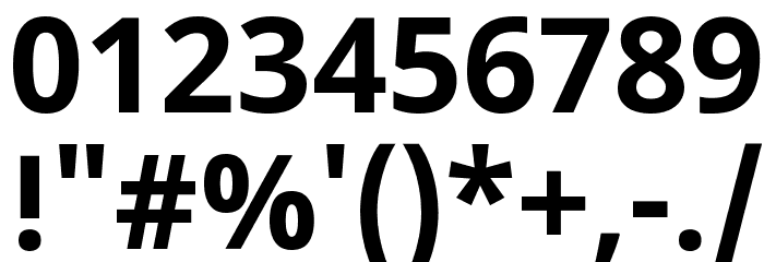 Noto Sans Tamil Bold Schriftart de - free fonts download